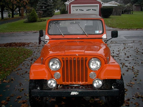 Luvmy83jp 1983 Jeep Cj7 Specs  Photos  Modification Info