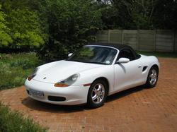 bd986s 1998 Porsche Boxster