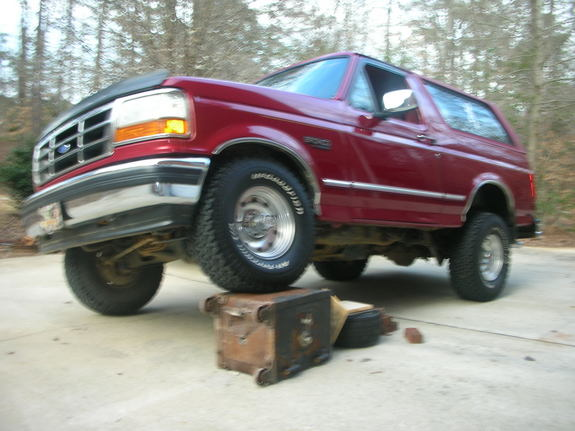 MADE_IN_USA 1994 Ford Bronco Specs, Photos, Modification ...