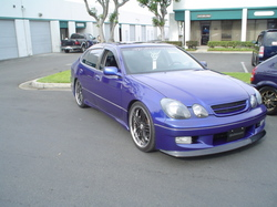 showcase2002lexu 2002 Lexus GS