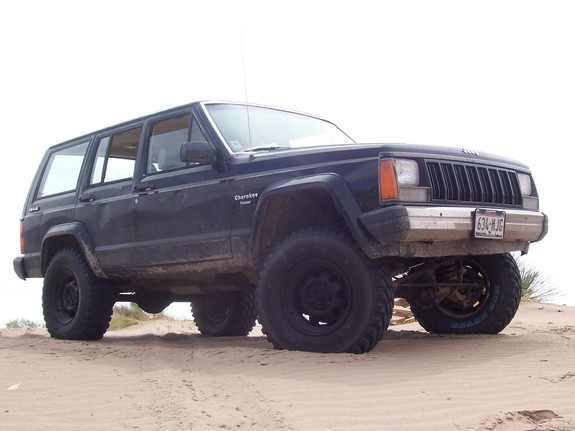 Another Wisho_mx 1989 Jeep Cherokee post... - 7841345