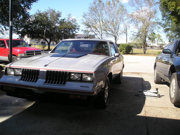 1984 Oldsmobile Cutlass Calais