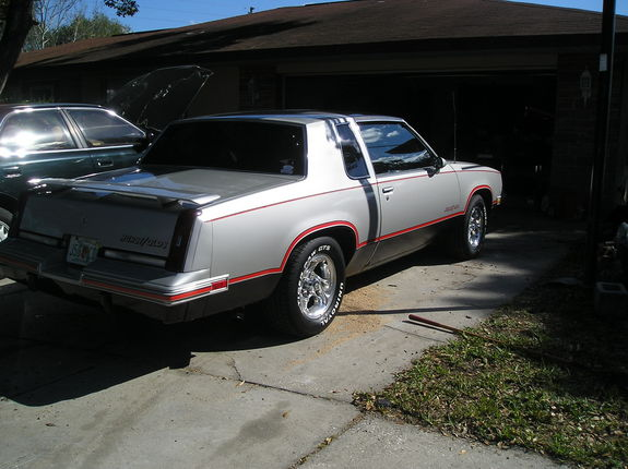 Another tlamb87 1984 Oldsmobile Cutlass Calais post... - 7844040