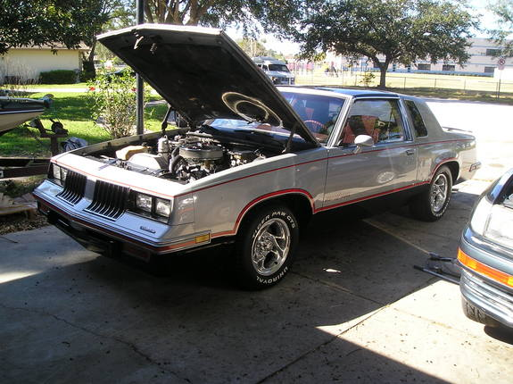 Another tlamb87 1984 Oldsmobile Cutlass Calais post... - 7844041