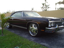 ChevyRIDN305s 1973 Chevrolet Caprice