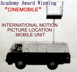 CinemobileVan 1966 Ford E250 Super Duty Cargo