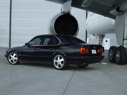 moviistaars 1993 BMW 5 Series