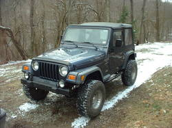 MUD707 2001 Jeep Wrangler