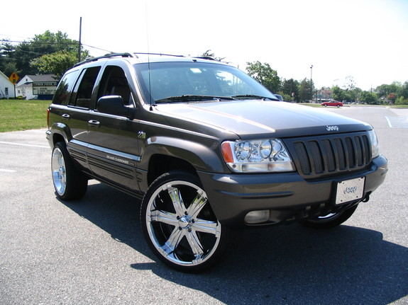dubduecechick 2000 jeep grand cherokee specs photos modification info at cardomain. Black Bedroom Furniture Sets. Home Design Ideas