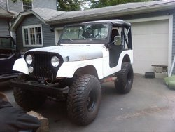 JeepFreqs 1978 Jeep CJ5