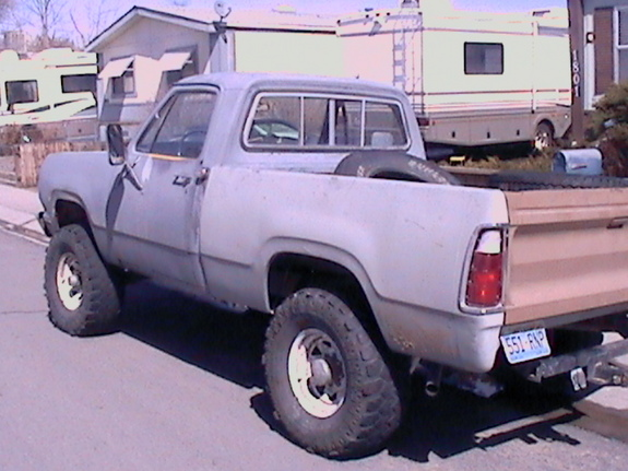 Another 87calais 1975 Dodge Power Wagon post... - 7851387