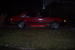 mustanglxxx 1985 Ford Mustang