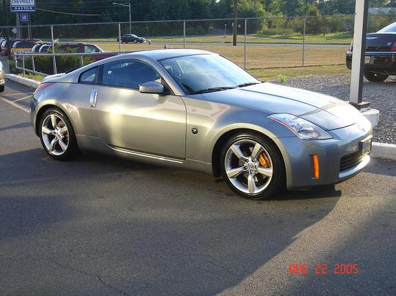 stevieizdaman 2005 nissan 350z specs photos modification info at cardomain. Black Bedroom Furniture Sets. Home Design Ideas