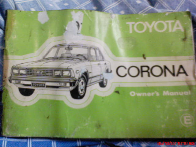 Another 888red 1980 Toyota Corona post... - 7928871