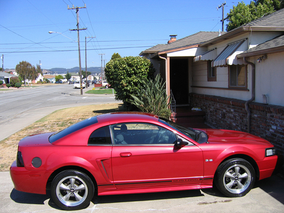 laserred38 2000 Ford Mustang