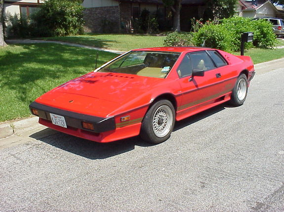 angel500's 1984 Lotus Esprit