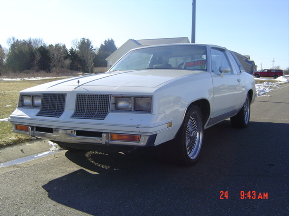 Greezyreezy 1985 oldsmobile cutlass specs photos for 77 cutlass salon for sale