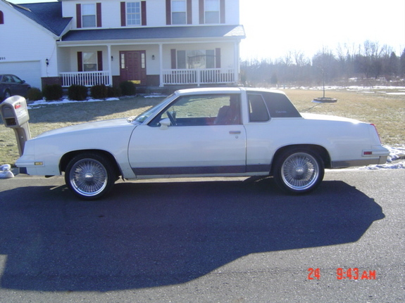 Greezyreezy 1985 oldsmobile cutlass specs photos for 85 cutlass salon