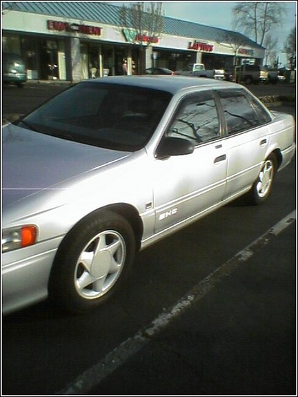 Emerald420's 1992 Ford Taurus