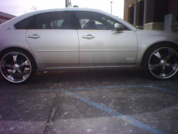 Another Clean06SSon22s 2006 Chevrolet Impala post... - 7858309