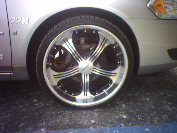 Another Clean06SSon22s 2006 Chevrolet Impala post... - 7858310