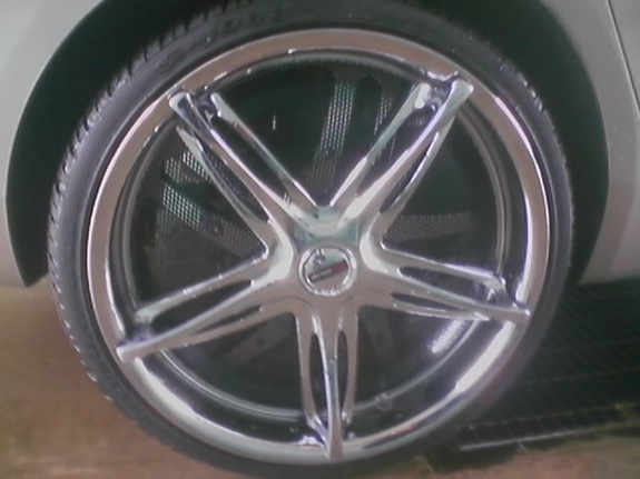 Another Clean06SSon22s 2006 Chevrolet Impala post... - 7858324