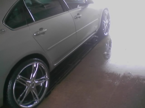 Another Clean06SSon22s 2006 Chevrolet Impala post... - 7858325