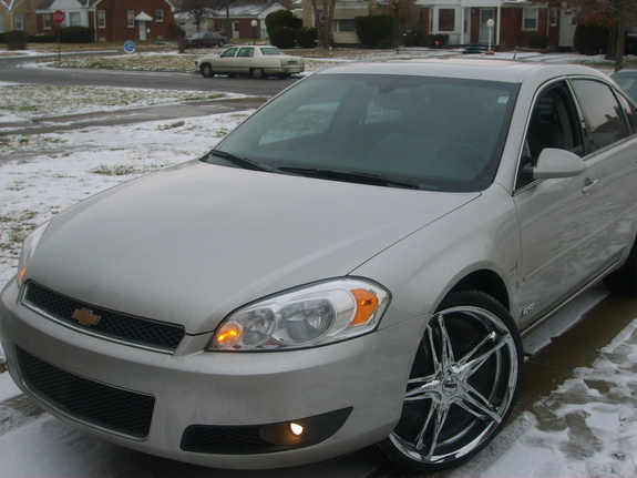 Another Clean06SSon22s 2006 Chevrolet Impala post... - 7858331