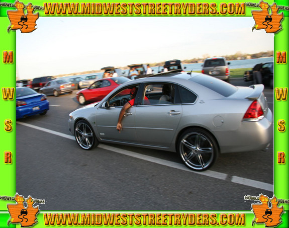 Another Clean06SSon22s 2006 Chevrolet Impala post... - 7858336