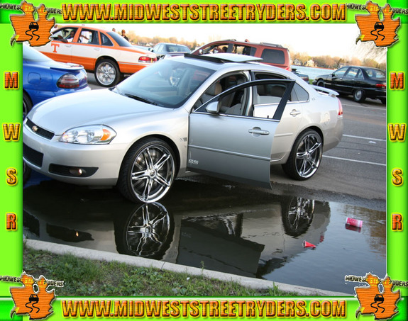 Another Clean06SSon22s 2006 Chevrolet Impala post... - 7858337