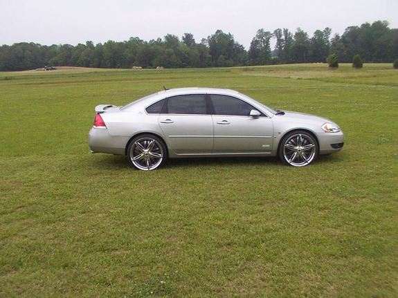 Another Clean06SSon22s 2006 Chevrolet Impala post... - 7858341
