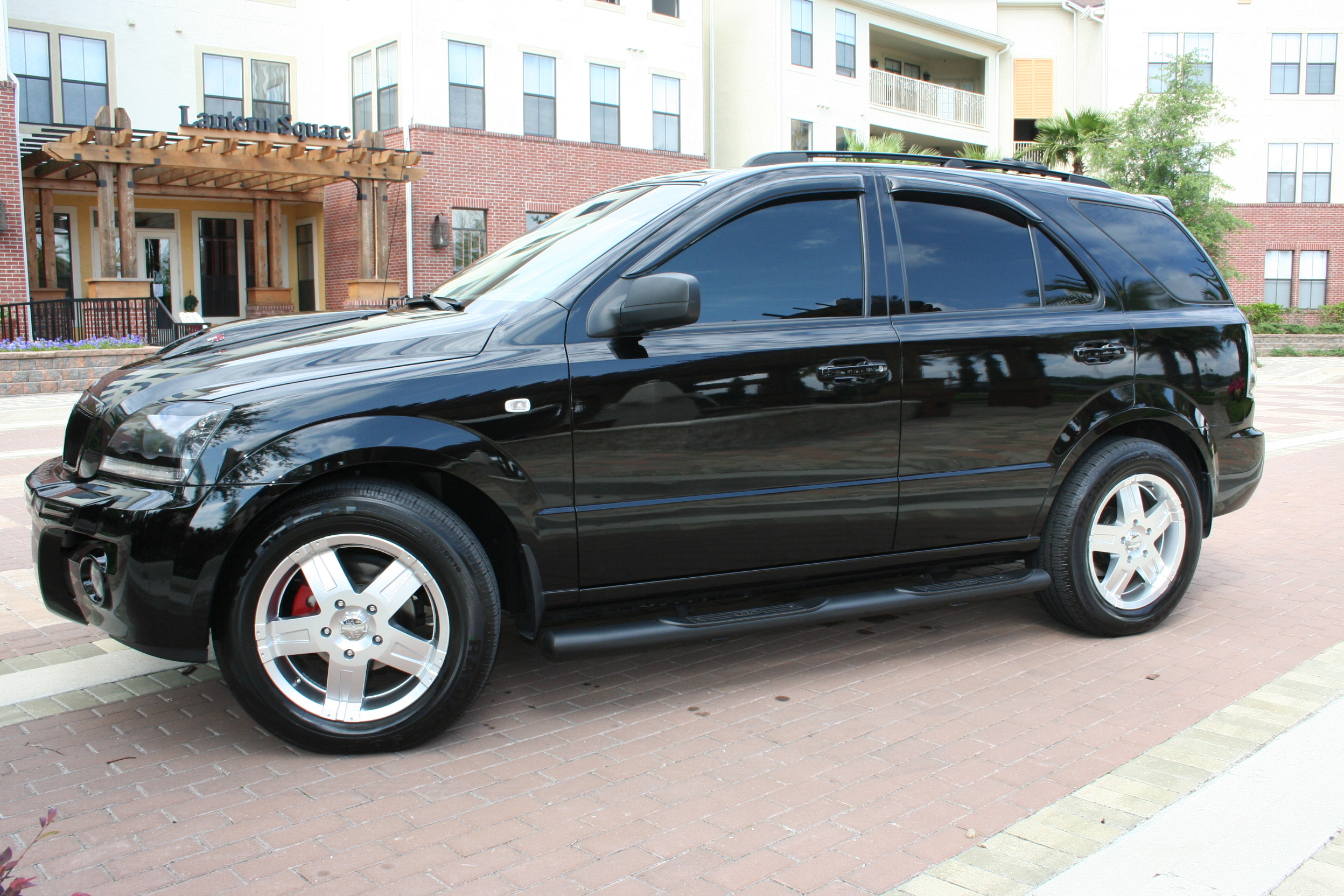 hotwheelsracing 2005 kia sorento specs photos modification info at cardomain. Black Bedroom Furniture Sets. Home Design Ideas