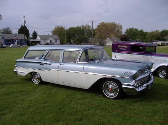 58yeoman's 1958 Chevrolet Bel Air