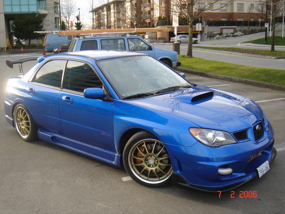 lojam 2006 subaru impreza specs photos modification info at cardomain. Black Bedroom Furniture Sets. Home Design Ideas