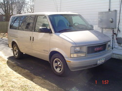punnipirates 1997 GMC Safari Passenger