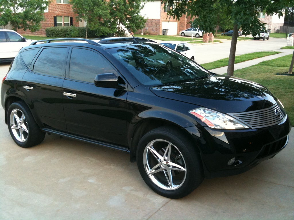 gcv1963 2004 nissan murano specs, photos, modification info at