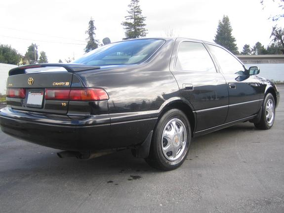 Makave7 1997 Toyota Camry Specs Photos Modification Info