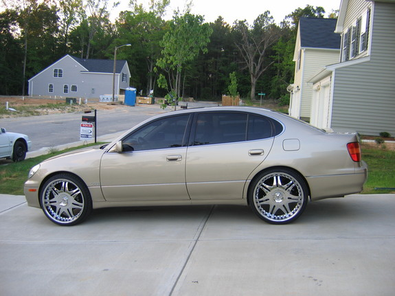 JOCLAROC 1999 Lexus GS Specs, Photos, Modification Info at CarDomain