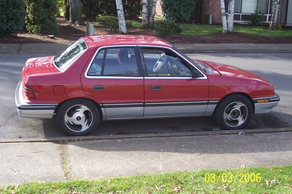 Another stoner_unleashed 1989 Plymouth Sundance post... - 7865679