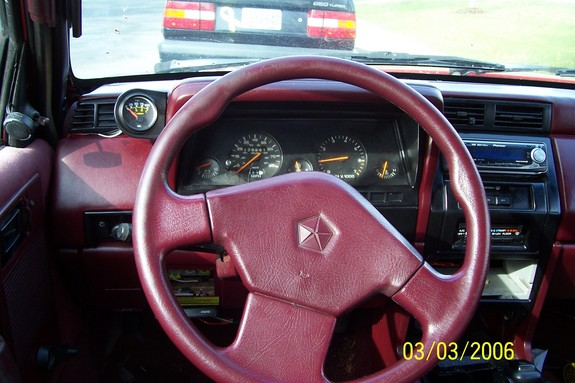 Another stoner_unleashed 1989 Plymouth Sundance post... - 7865682