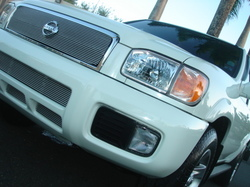 RampLEs 2004 Nissan Pathfinder