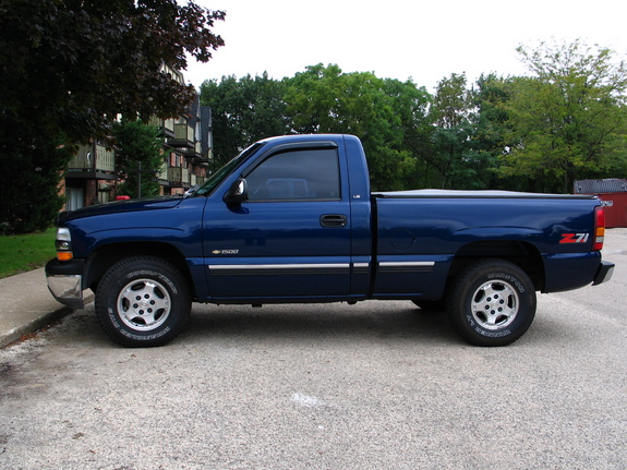 rpulfer 1999 chevrolet silverado 1500 regular cab specs photos modification info at cardomain. Black Bedroom Furniture Sets. Home Design Ideas