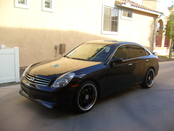 bindoy 39 s 2005 infiniti g in gilbert az. Black Bedroom Furniture Sets. Home Design Ideas