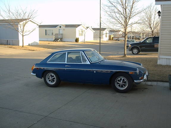 Another xcodeman 1971 MG MGB post... - 7868649