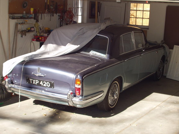 dandenver 1968 Rolls-Royce Silver Shadow 2 7870103