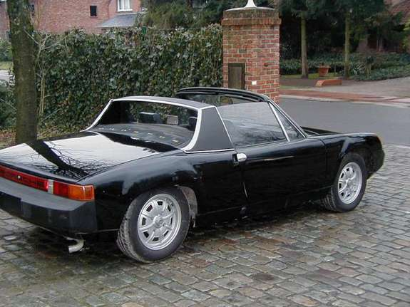 Another mark986 1970 Porsche 914 post... - 7869250