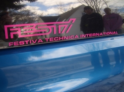 festis 1991 Ford Festiva