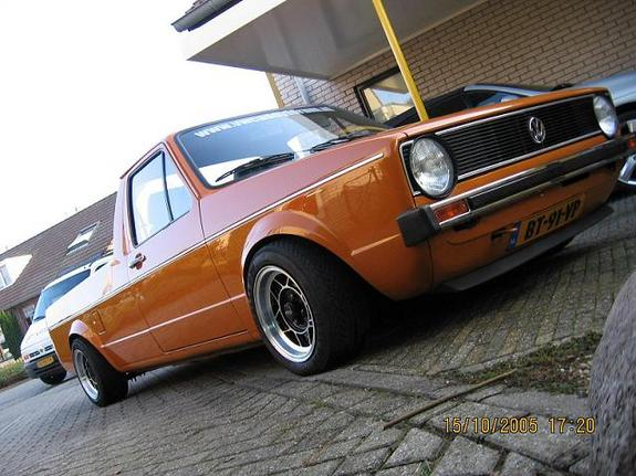 Another caddygirl 1987 Volkswagen Caddy post... - 7266387