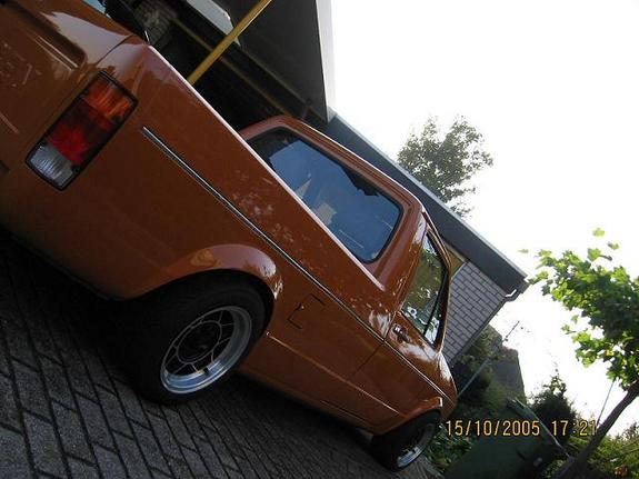 Another caddygirl 1987 Volkswagen Caddy post... - 7870940