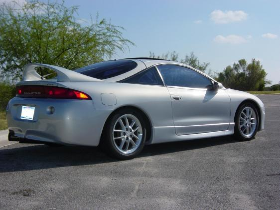 Another t0pdawgcivic 1995 Mitsubishi Eclipse post... - 7898339